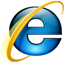 Internet Explorer 78 logo